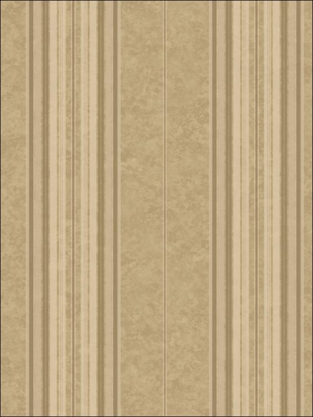 Poppy Baroque Stripe   Evans & Brown for Brewster Home Fashions