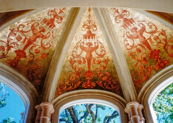 Private residence, Atherton | Evans & Brown mural art