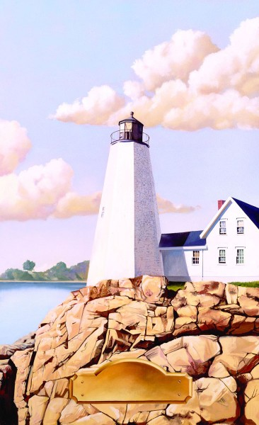Lighthouses | Evans & Brown for Koroseal