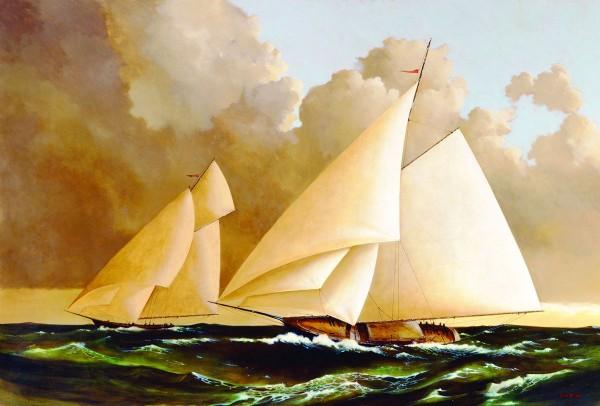 Ships   Evans & Brown for Koroseal