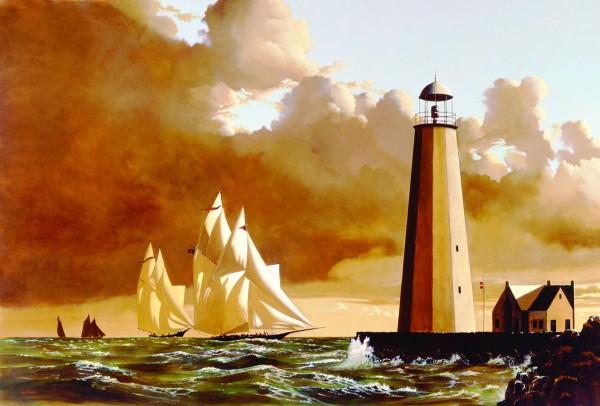 Ships | Evans & Brown for Koroseal