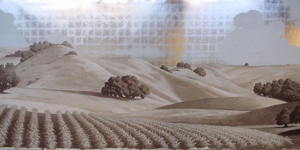 California murals evans brown for California mural