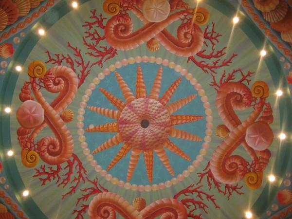 Atlantis, The Palm | Evans & Brown mural art