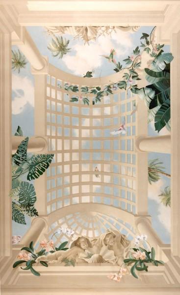 Private residence | Evans & Brown mural art