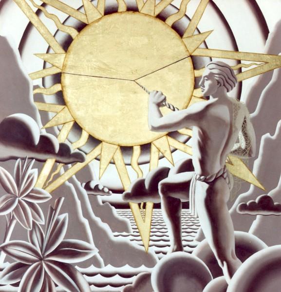 Kauai mural | Evans & Brown mural art