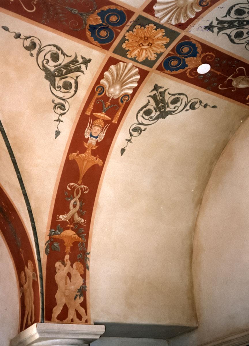 Private residence, Santa Barbara   Evans & Brown mural art
