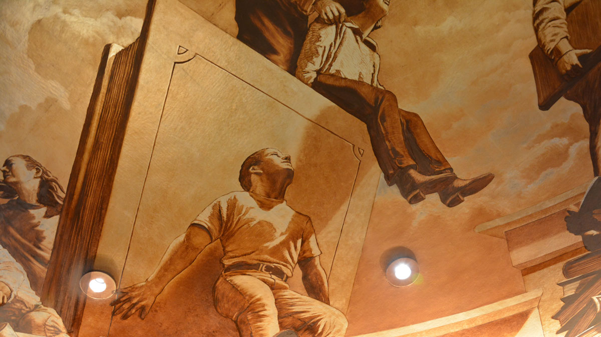 """Into the Light"" 